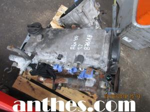 Motor Engine G4HD Hyundai Atos II Prime II Bj. 04 1,1 43 kw 58 PS (876/18)