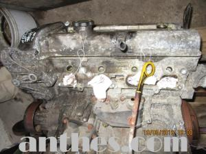 Motor Engine DHB Ford Fiesta IV Bj. 02 1,25 55 kw 75 PS (155/19)