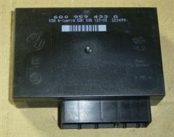 Komfortsteuergerät 6Q0959433A VW Polo 02-07 (3428)