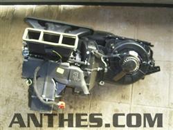 Audi A2 Heizung/Klima/Lüftung kompl. (3/8637)