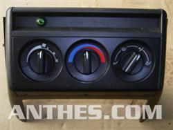Klimabedienteil manuell Heizungsbedienteil Fiat Tipo 1,6 Bj.93 (1/6772)